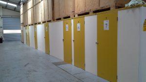 Self Storage Pods